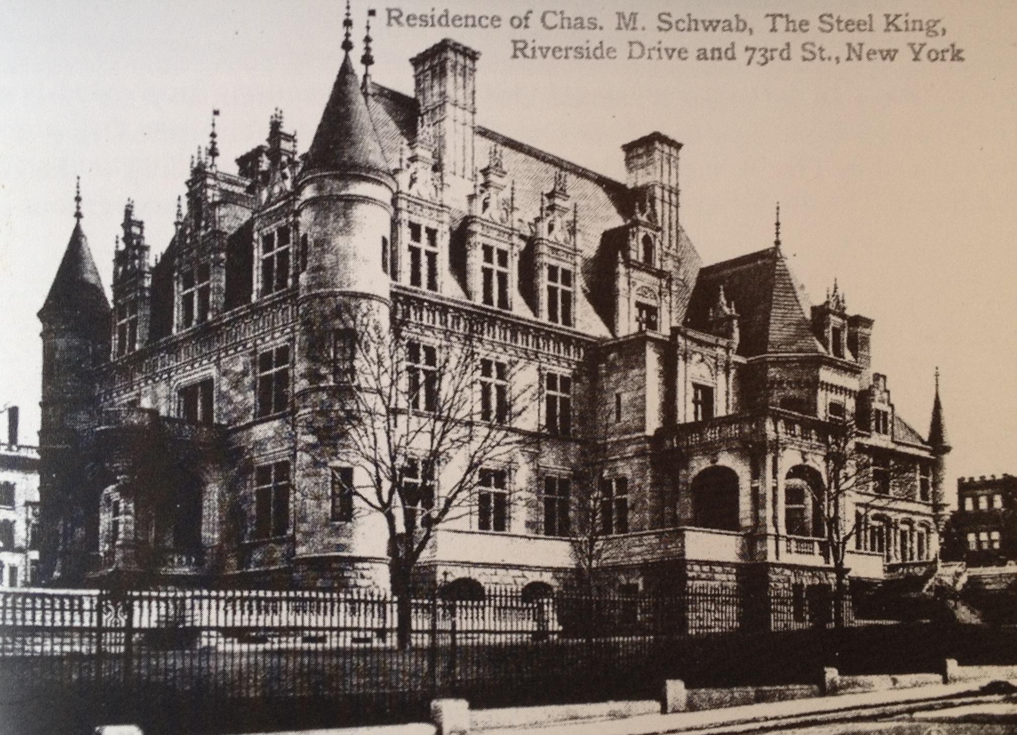 Schwab Mansion