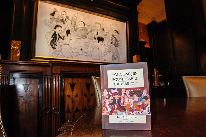 Algonquin Round Table New York: A Historical Guide