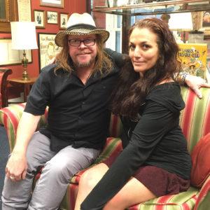 Billy and Joanna